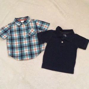 EUC! Collared dress shirts